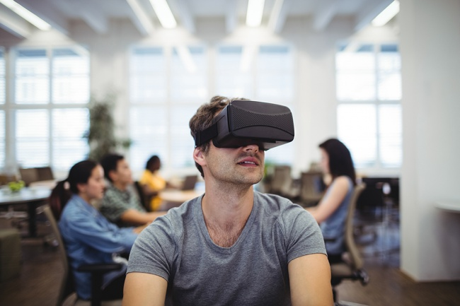 Virtual Reality in Daily Life