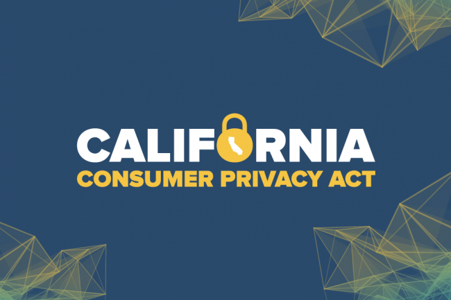A Few Facts You Should Know About the California Consumer Privacy Act