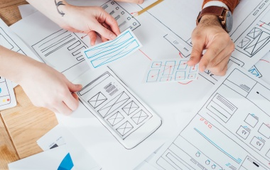 Role of User Experience (UX) in Data-Driven Business Application